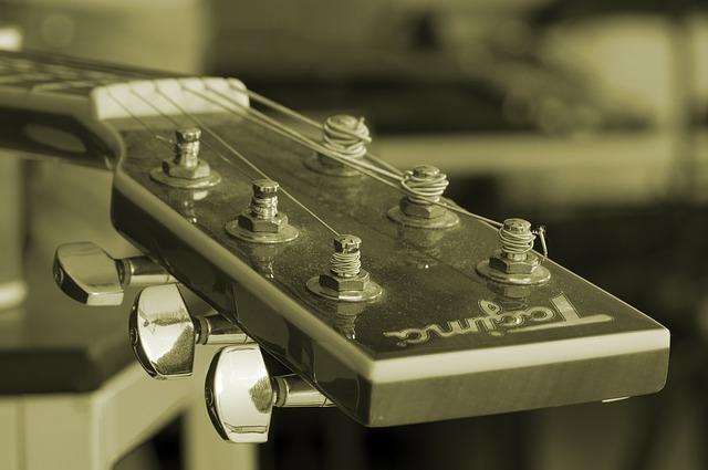 Hudobné nástroje I